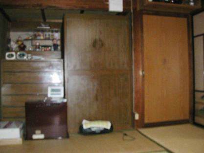 【施工事例vol.4】改修前:建具・収納