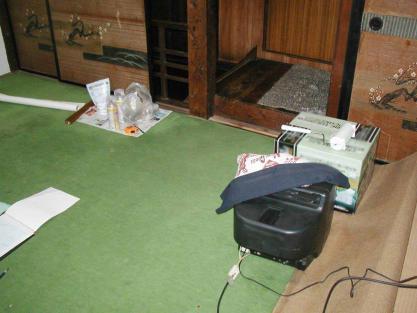【施工事例vol.6】施工前:和室を洋室へ