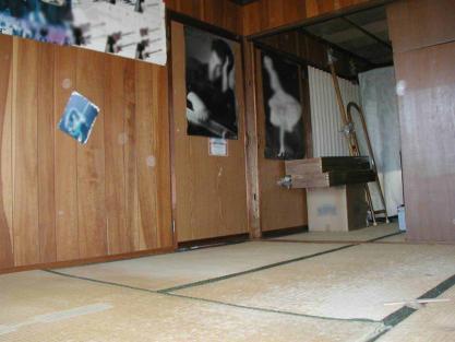 【施工事例vol.7】施工前:フローリング・収納