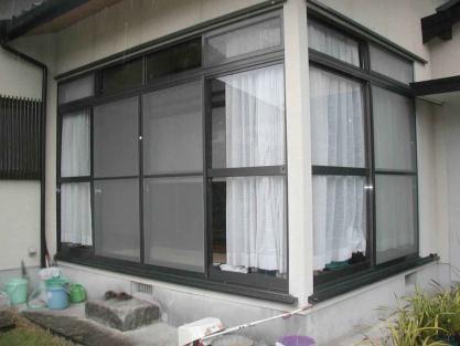 【施工事例vol.18】強化ガラスの設置後(2)