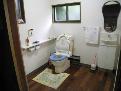 【施工事例vol.22】和式トイレを洋式トイレに変更後