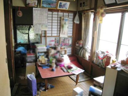 【施工事例vol.34】施工前:居間にキッチンを移設