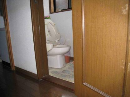 【施工事例vol.38】施工前:トイレ空間全体のリフォーム