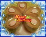 ゆうくんお誕生日ケーキ