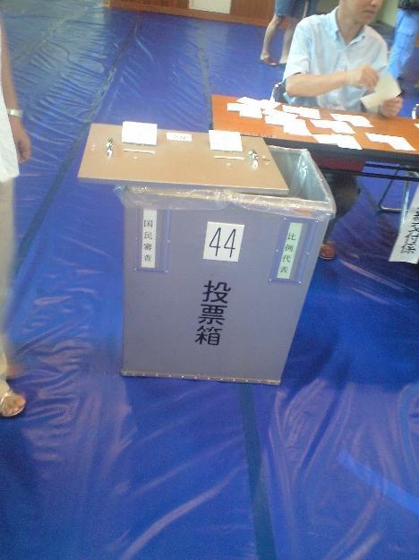写真投票箱T1