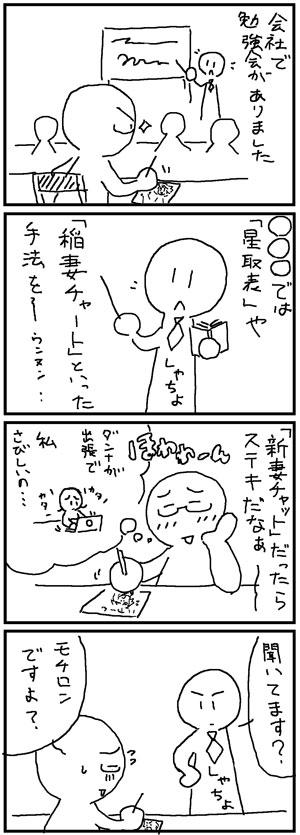 4コマ日記