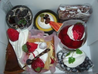 パパ誕生日ケーキ