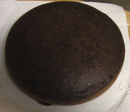 炊飯チョコケーキ 1-3