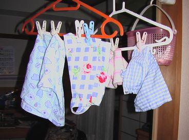 人形 洗濯