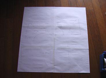 型紙 1-4