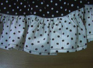 二色スカート 2