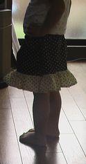二色スカート 3