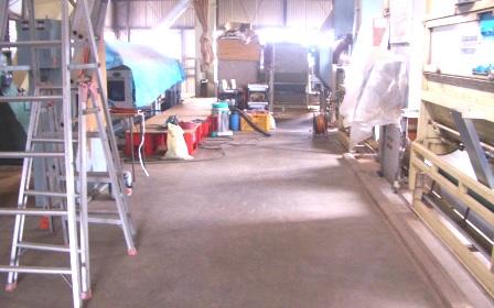 工場機械整備