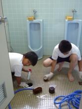 0716 トイレ掃除 021