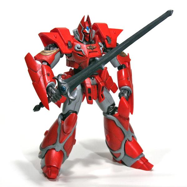 発掘!鉄巨人♪ マックスファクトリー 機甲界ガリアン2