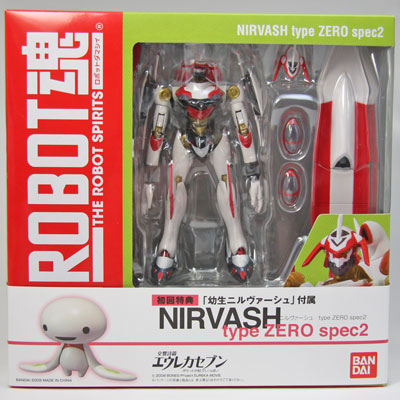 ROBOT魂 ニルヴァーシュ type ZERO spec2 1