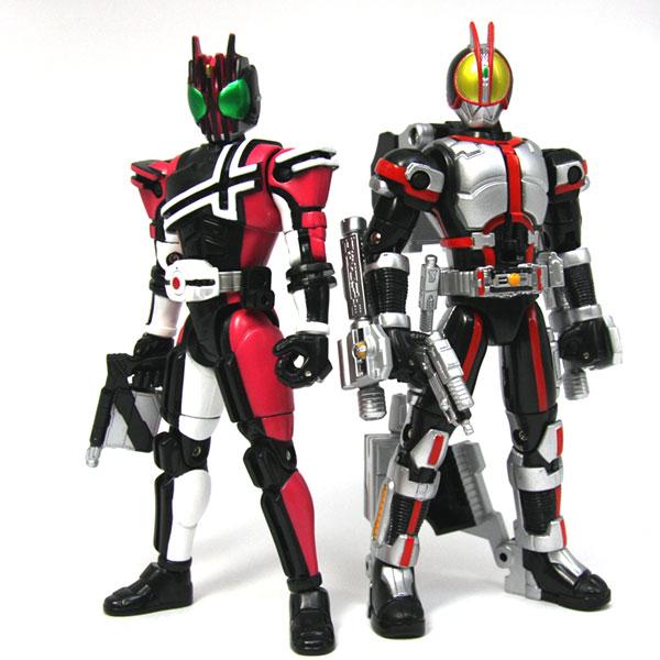 仮面ライダー ディケイド ファイナルフォームライドシリーズ ディケイド&ファイズ1