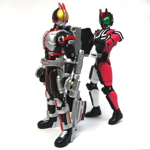 仮面ライダー ディケイド ファイナルフォームライドシリーズ ディケイド&ファイズ4