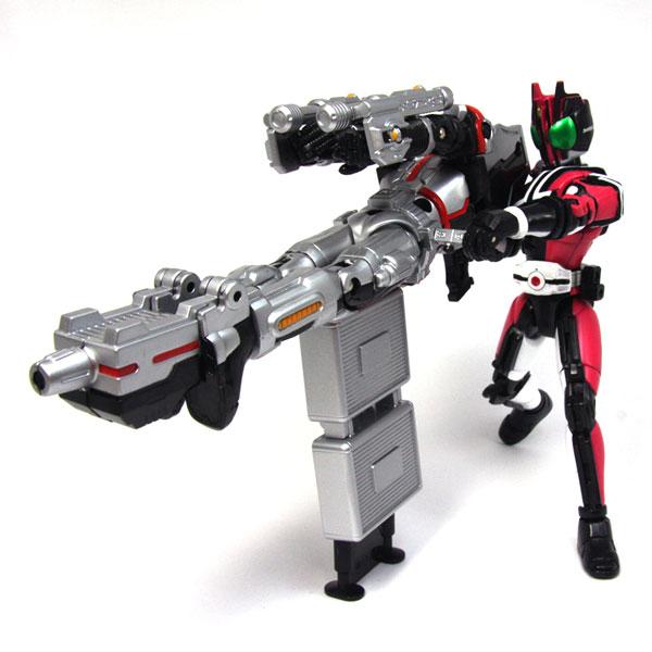 仮面ライダー ディケイド ファイナルフォームライドシリーズ ディケイド&ファイズ7