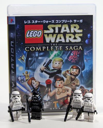 レゴ スターウォーズ コンプリートサーガ PS3