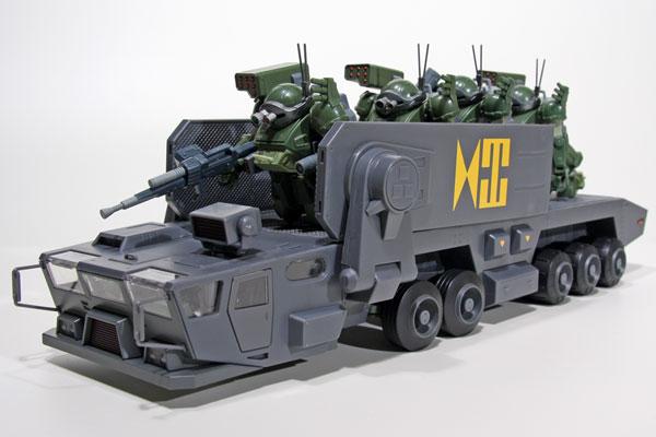 装甲騎兵ボトムズ ビッグキャリーandスコープドッグターボカスタム AG-EX08 5