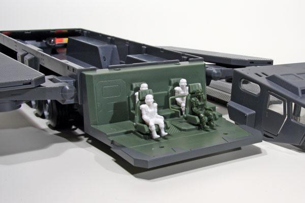 装甲騎兵ボトムズ ビッグキャリーandスコープドッグターボカスタム AG-EX08 7