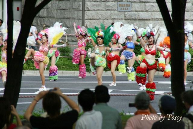 神戸サンバチーム