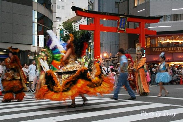 神戸ブラジル協会サンバチーム