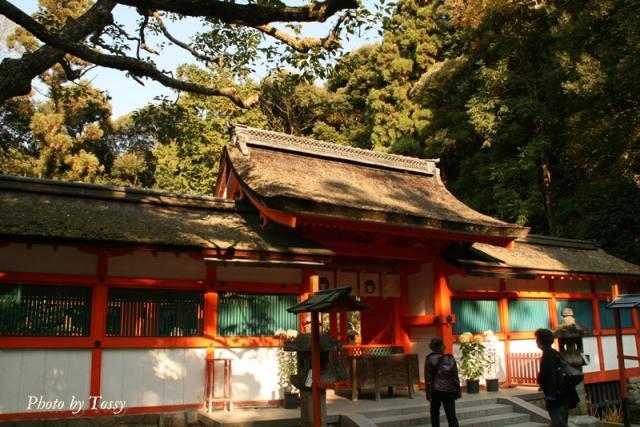 吉田神社本宮