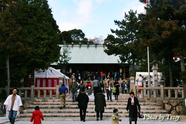 廣田神社社殿