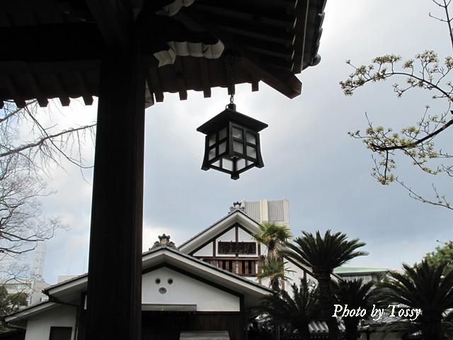 海清寺鐘楼2