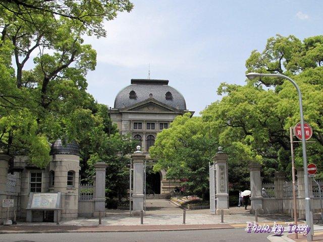 兵庫県公館正面