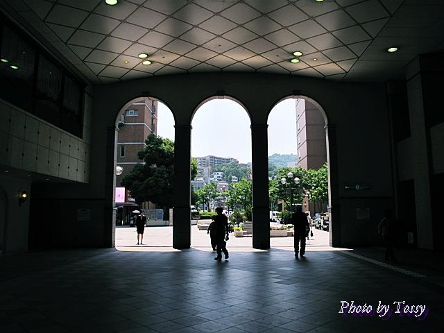 阪急構内1階
