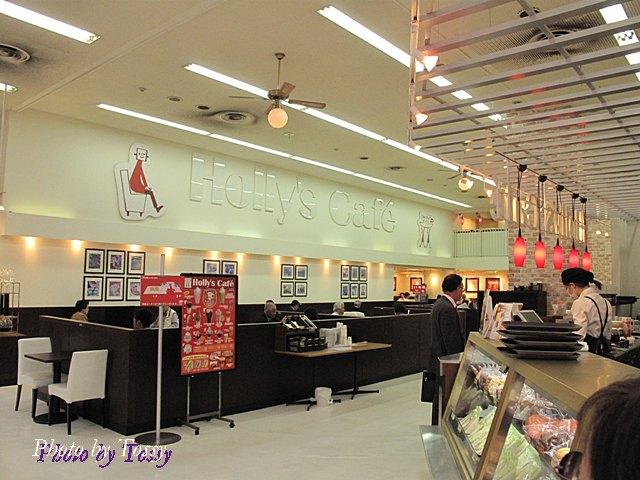 Holly's Coffee 店内