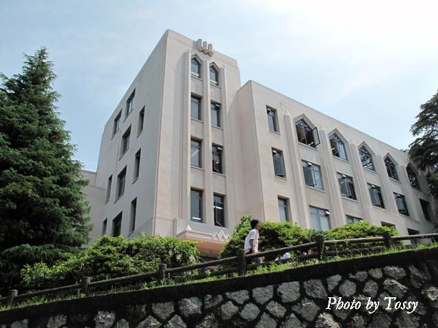 大阪大学「イ号館」