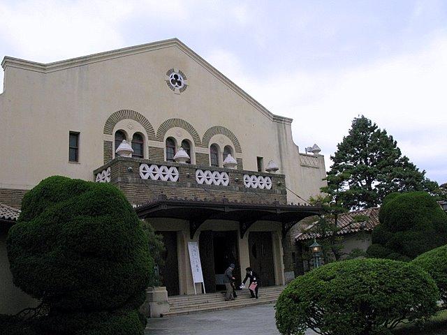 神戸女学院講堂