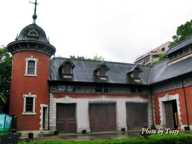 旧小寺家 厩舎