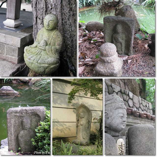 海清寺 石仏