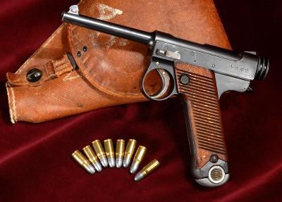 南部式拳銃400
