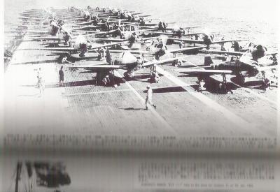 空母甲板B400