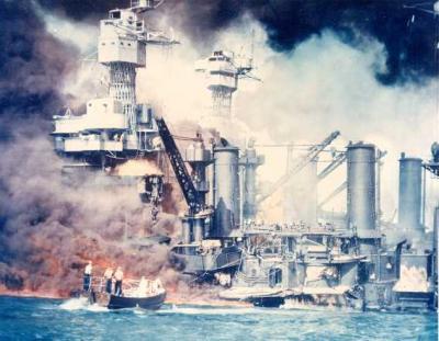 真珠湾被害400