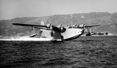 二式大艇B水上400