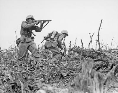 トミーガン 沖縄戦400