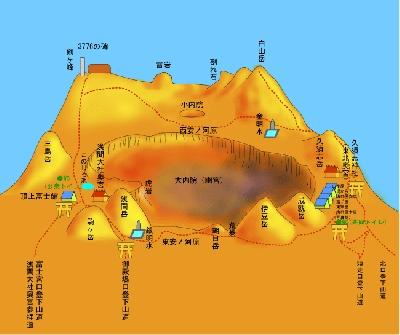 富士山頂400