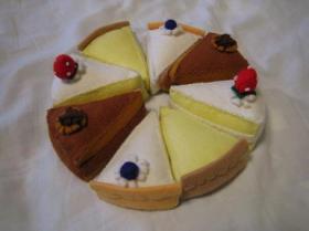 コアラさんのケーキ