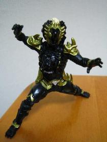 黒獅子リオ