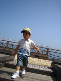 歩こう!海の男!