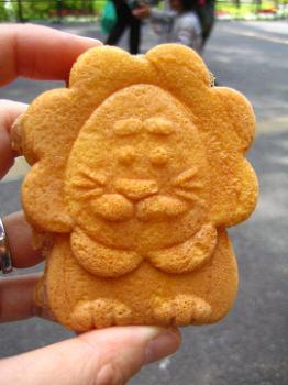 ライオンパンケーキ