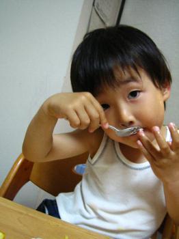 ガッツリ食べる