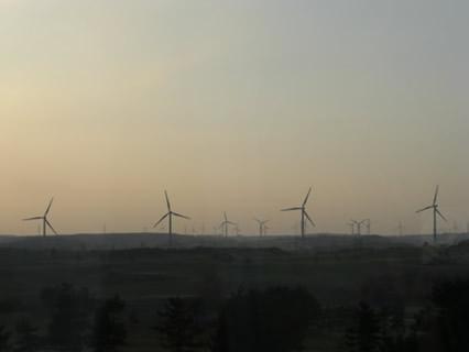 六ヶ所 風力発電
